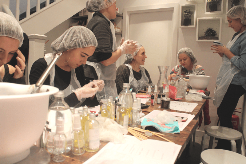 workshop cleanbeauty