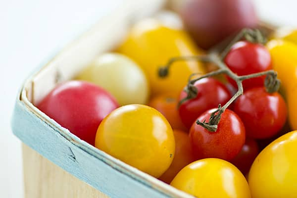 Tomatoes in Carton