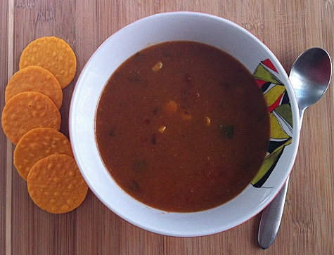 Dr McDougalls Tortilla Soup