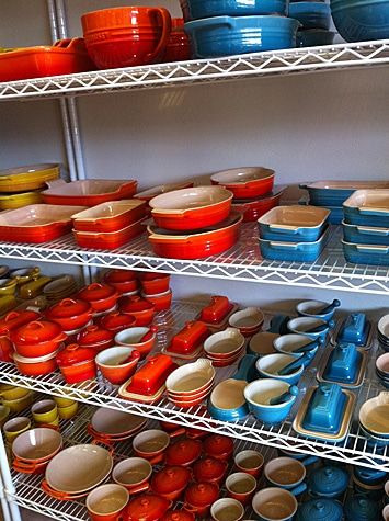 Le Creuset Dishes