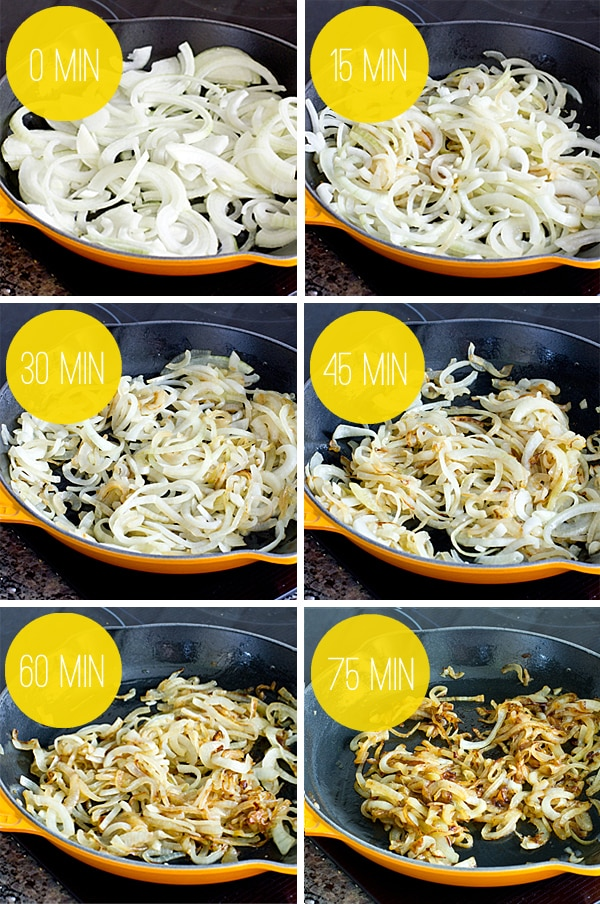 How to Caramelize Onions - The secret is patience!