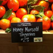 Honey Murcott Tangerines