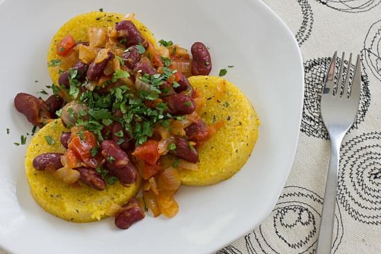 Mexican Polenta