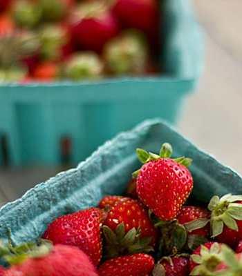 Sweet Charlie Strawberries