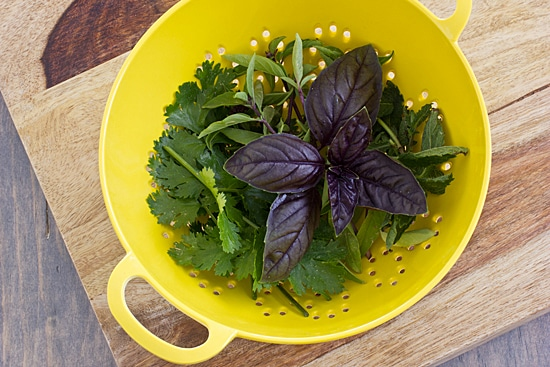 Herbed French Lentil Salad Recipe