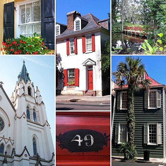Charleston Collage