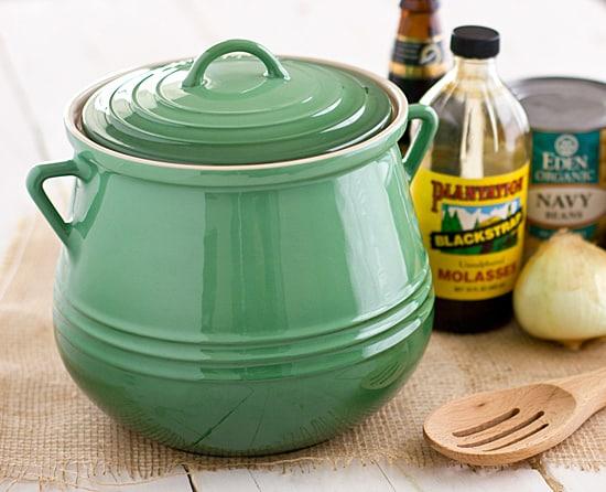Le Creuset Heritage Bean Pot