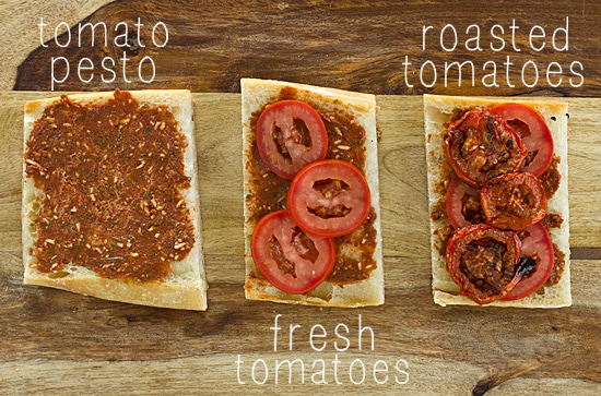 How to Make a Panera-Style Tomato & Mozzarella Panini