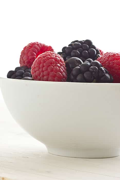Bowl of Berries [Taken with Tamron Macro Lens]