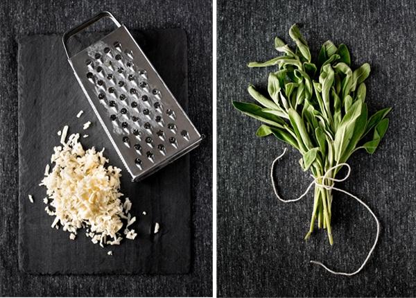 Fontina Cheese & Sage