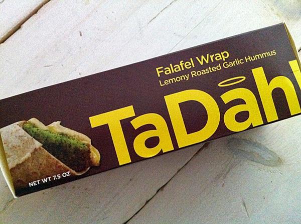 TaDah! Falafel Wrap