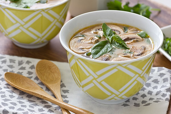Thai Red Curry Soup Recipe