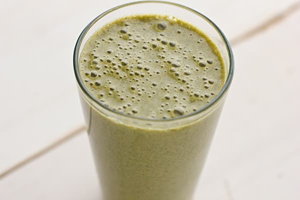 Gingery Green Smoothie