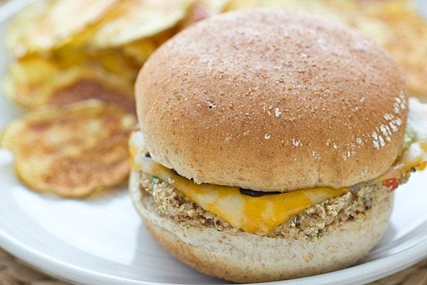 Great Life by Lucinda Veggie Burgers