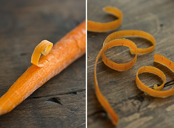 Carrot Peel