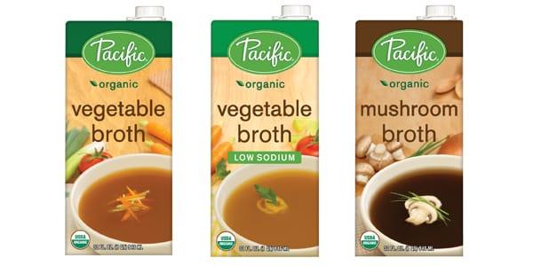 Pacific Natural Foods Organic Broth Mushroom