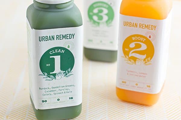Urban Remedy Cleanse