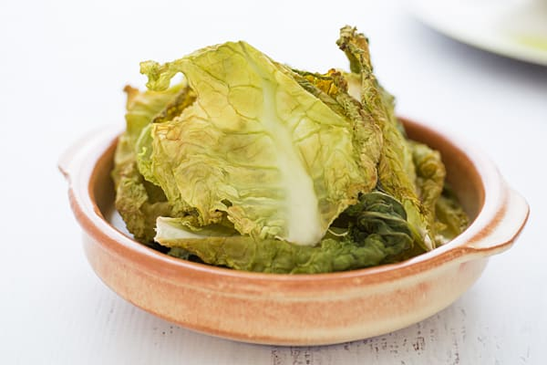 Cabbage Chips