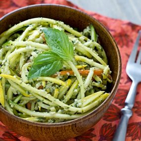 Raw Pumpkin Seed Pesto Recipe