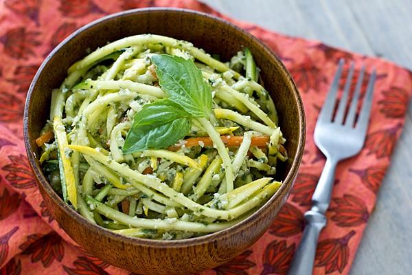 Raw Pumpkin Seed Pesto Recipe