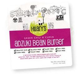 Hilary's Eat Well Adzuki Bean Burgers