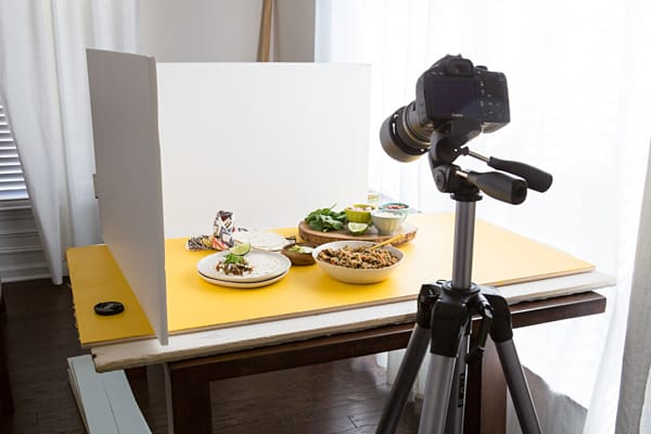 Photo Set-up
