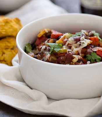 Veggie-Loaded Chili Recipe