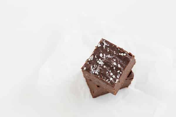 Crazy Delicious Dairy-Free Chocolate Fudge Recipe
