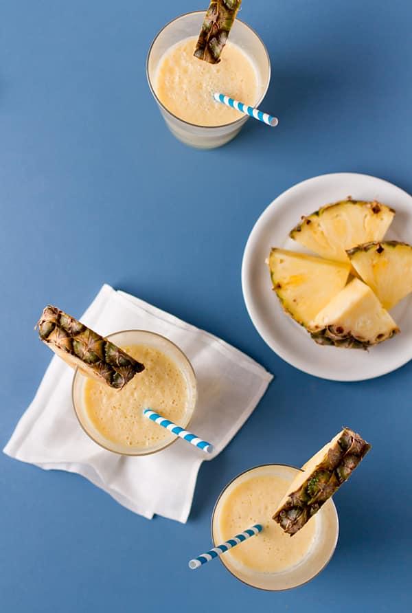Pineapple Coconut Vitamin C Smoothie