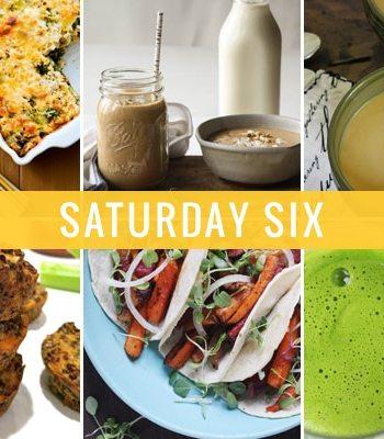 Saturday Six - 03.01.14