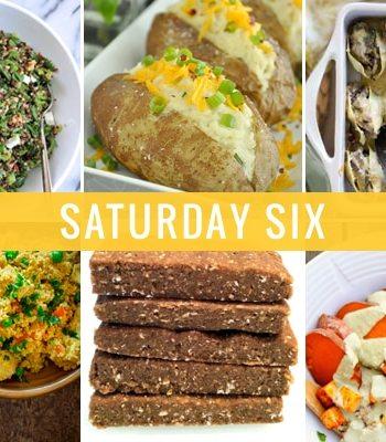 Saturday Six - 04.12.14