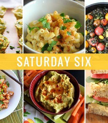 Saturday Six - 04.19.14