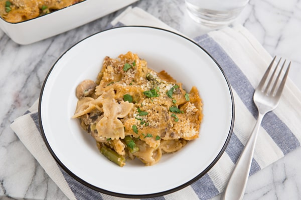 Vegetable Tetrazzini Recipe