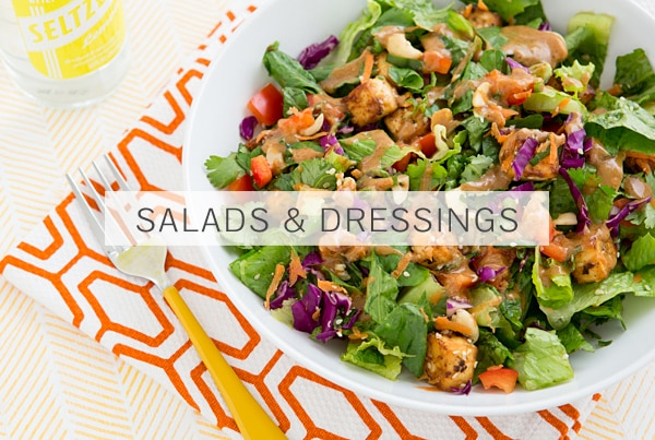 Hemp Seeds in Salads