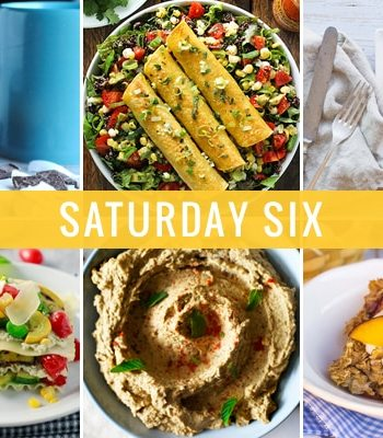 Saturday Six - 06.14.14