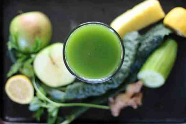 Stripped Green Juice