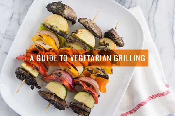A Guide to Vegetarian Grilling