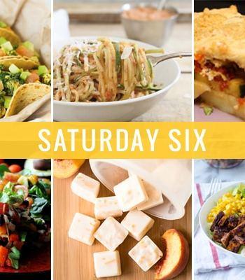 Saturday Six - 08.16.14