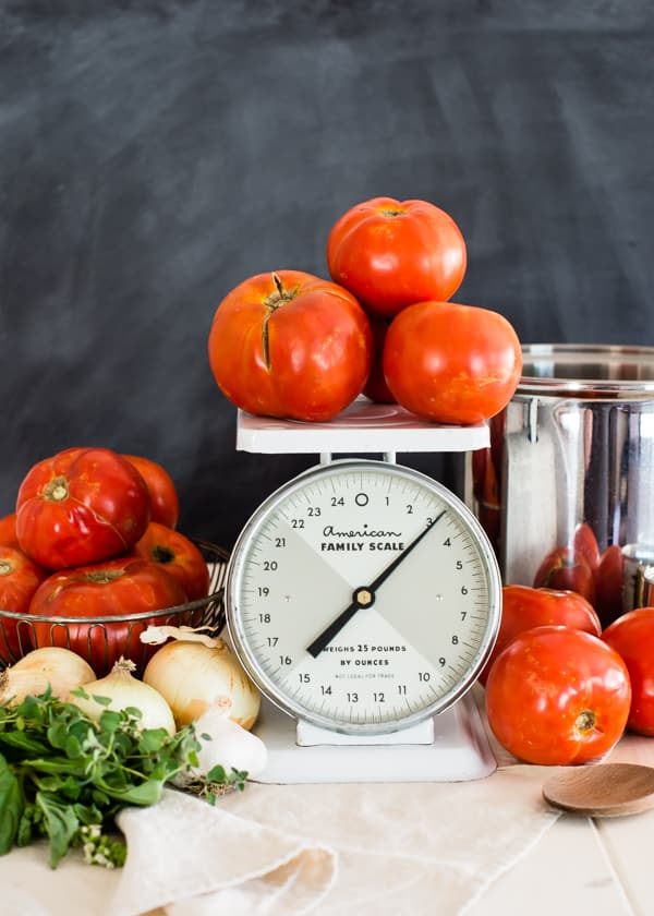 How To Make Freezer Tomato Sauce
