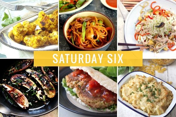 Saturday Six - 09.06.14
