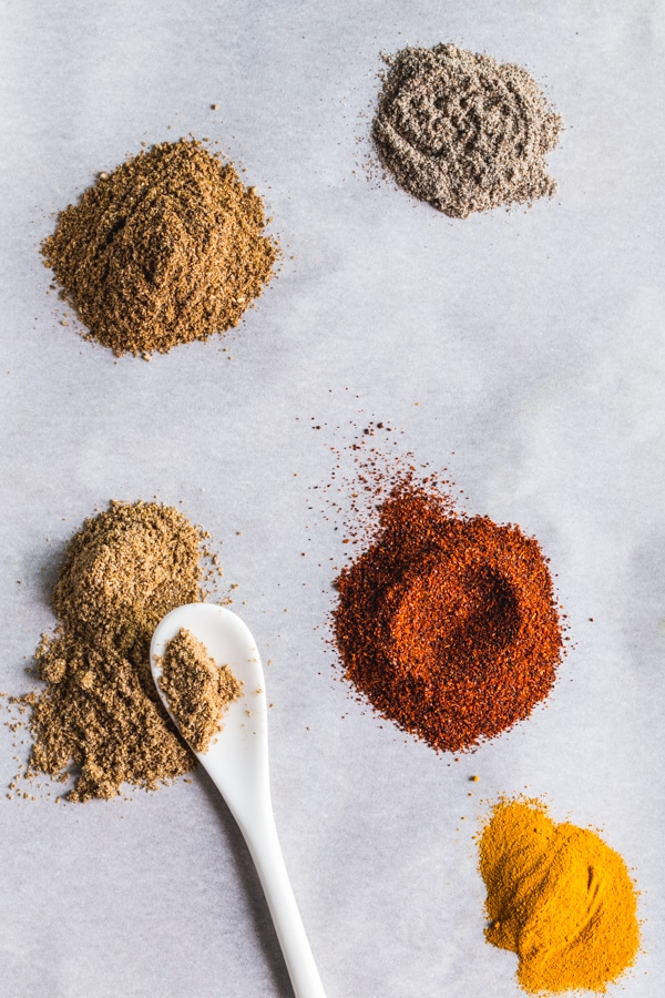 Spices for Samosa Cakes