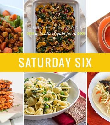 Saturday Six - 11.15.14