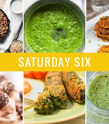 Saturday Six - 11.29.14