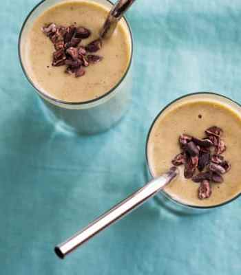 Banana Caramel Smoothie Recipe