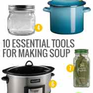 10 Essential Tools for Making Soup