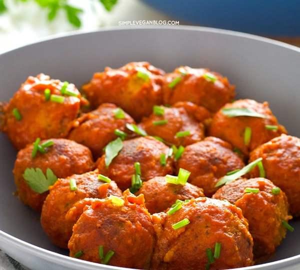 15 Recipes For Homemade Vegetarian Meatballs