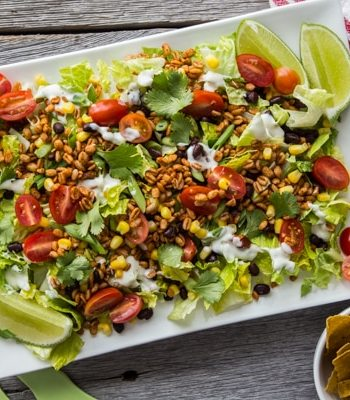 The Ultimate Vegan Taco Salad Recipe
