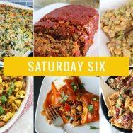 Saturday Six - 03.28.15