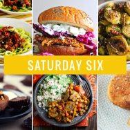 Saturday Six - 04.11.15
