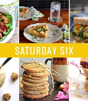 Saturday Six - 04.18.15